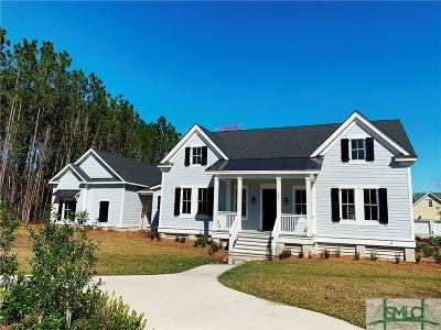 Pooler Single Family Home For Sale: 222 Westbrook Lane