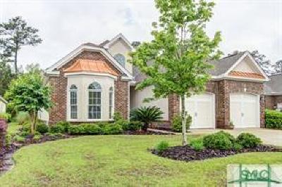 Savannah Single Family Home For Sale: 14 Lazy Hammock Court