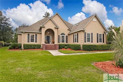 Single Family Home For Sale: 209 Lyman Hall Road