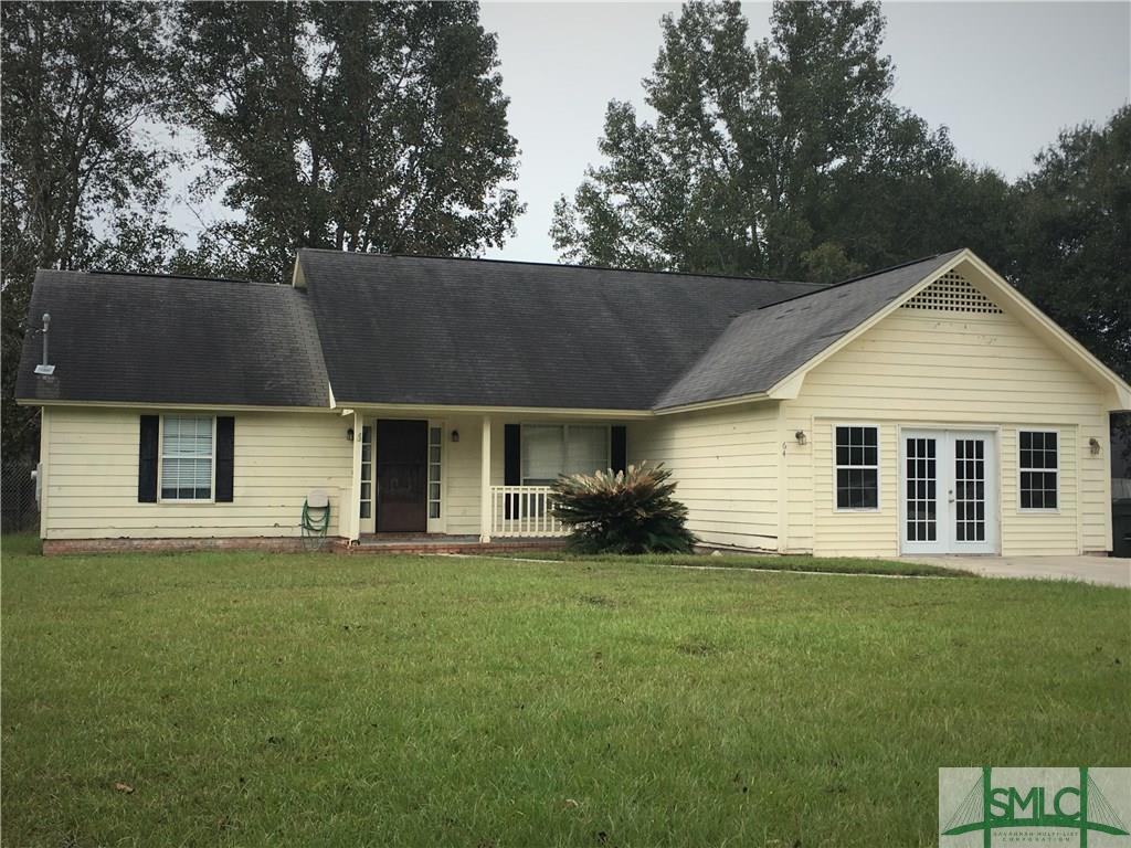 64 Cameron, Pembroke, GA, 31321, Pembroke Home For Sale