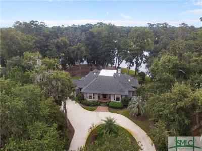 Savannah Single Family Home For Sale: 1 Kittiwake Lane