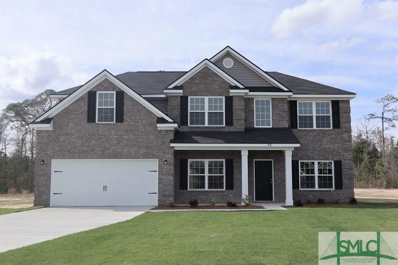 90 Winslow, Ludowici, GA, 31316, Ludowici Home For Sale