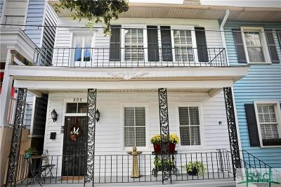 Single Family Home For Sale: 503 E McDonough Street