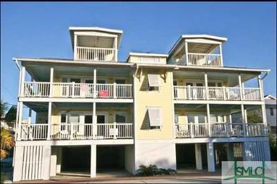 Tybee Island Single Family Home For Sale: 1710 Butler Avenue #201