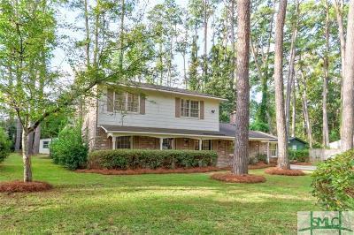 Savannah Single Family Home For Sale: 27 McIntosh Drive