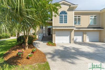 Savannah Condo/Townhouse For Sale: 151 Saltwater Way