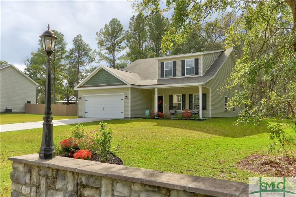 106 Beaubrook, Springfield, GA, 31329, Springfield Home For Sale