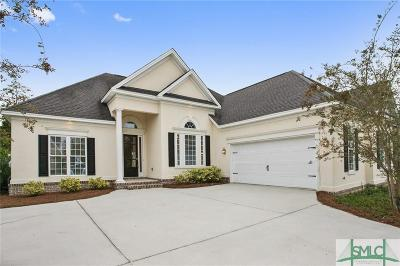 Single Family Home For Sale: 19 Cord Grass Lane