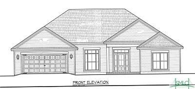 Rincon Single Family Home For Sale: 134 E Long Street