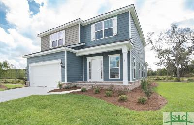 Guyton Single Family Home For Sale: 149 Red Maple Lane
