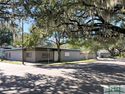 Savannah Multi Family Home For Sale: 925 E 37th Street