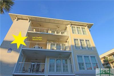 Tybee Island GA Condo/Townhouse For Sale: $475,000