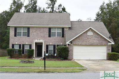 Savannah Single Family Home For Sale: 51 Heritage Way