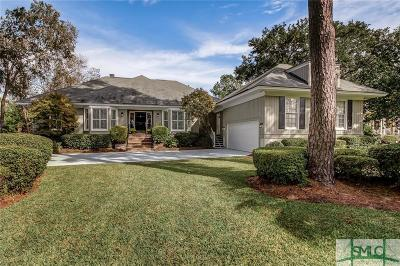 Savannah Single Family Home For Sale: 53 Herons Nest