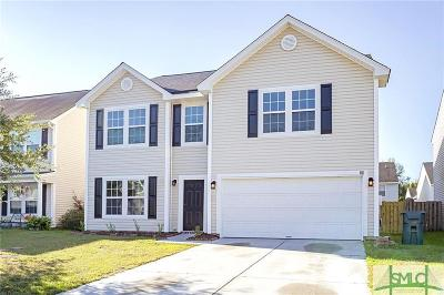Port Wentworth Single Family Home For Sale: 34 Holly Springs Circle