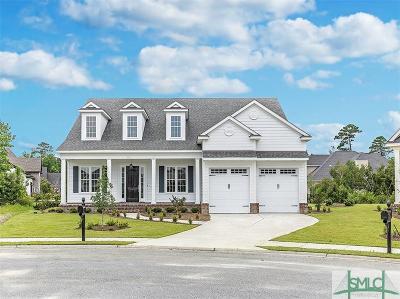 Savannah Single Family Home For Sale: 24 Cord Grass Lane