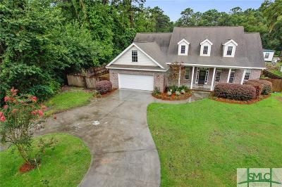 Savannah Single Family Home For Sale: 263 Felt Drive