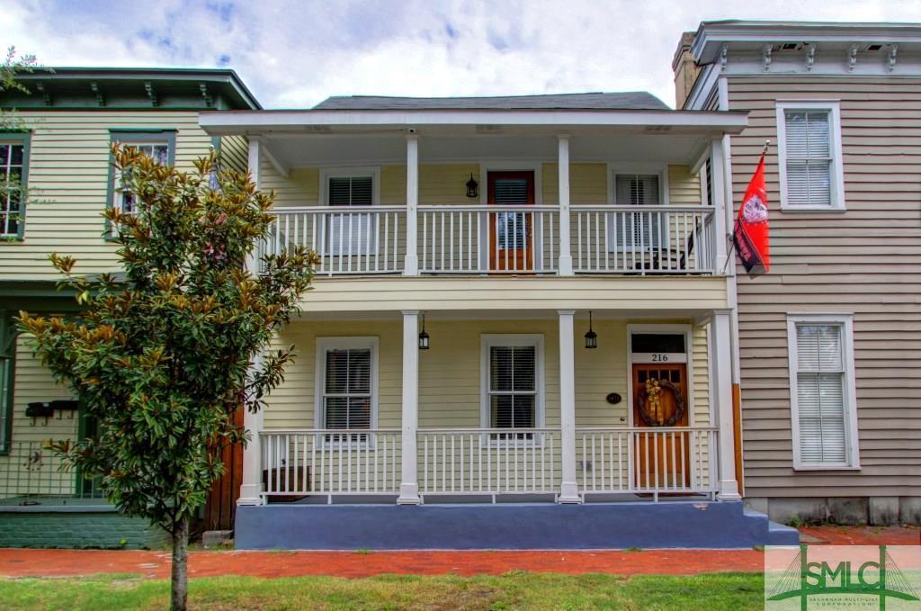 216 Henry, Savannah, GA, 31401, Historic Savannah Home For Rent
