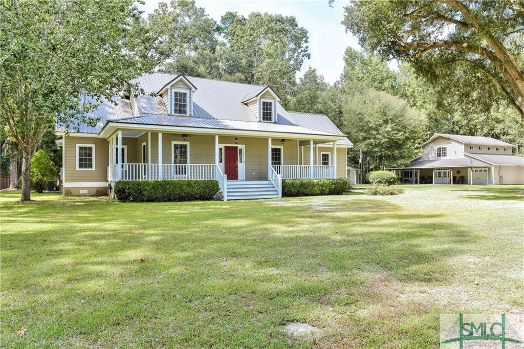 72 Big Oak, Riceboro, GA, 31323, Riceboro Home For Sale