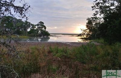 Savannah Residential Lots & Land For Sale: 10 Oyster Reef Road