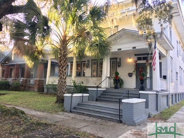 1201 Anderson, Savannah, GA, 31401, Historic Savannah Home For Sale