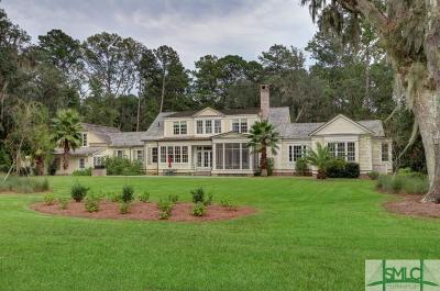 Richmond Hill GA Single Family Home For Sale: $2,349,000