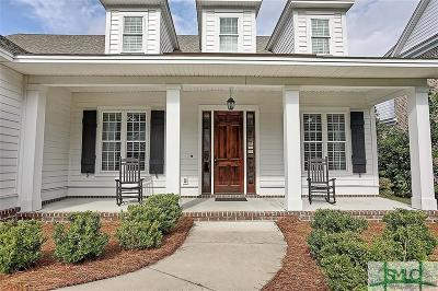 Savannah Single Family Home For Sale: 134 Carolines Retreat