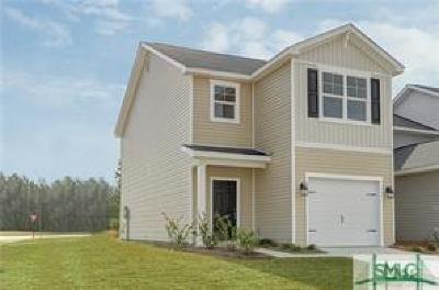 Savannah Condo/Townhouse For Sale: 201 Cromer Street