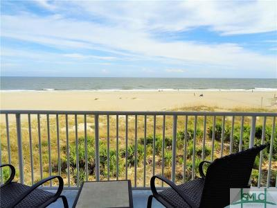 Tybee Island Condo/Townhouse For Sale: 404 Butler Avenue #431