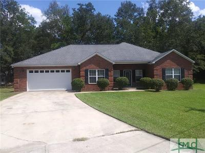 Midway Single Family Home For Sale: 122 Colonial Drive