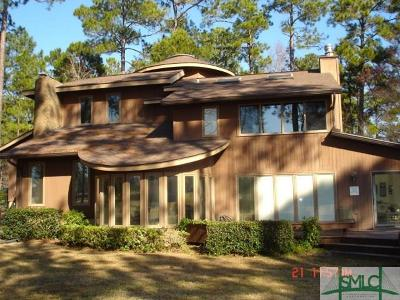 Single Family Home For Sale: 1611 Green Acres Drive