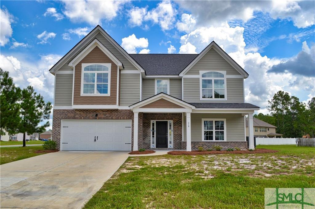 218 Cypress Lakes, Bloomingdale, GA, 31302, Bloomingdale Home For Sale
