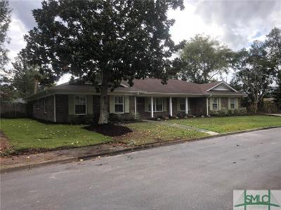 Savannah Single Family Home For Sale: 101 Early Street