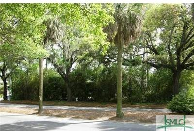 Savannah Residential Lots & Land For Sale: E Victory Drive