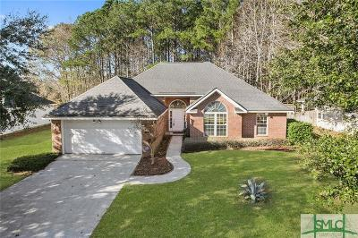 Savannah Single Family Home For Sale: 213 Brown Thrush Road