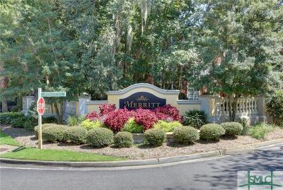 Savannah GA Condo/Townhouse For Sale: $155,000