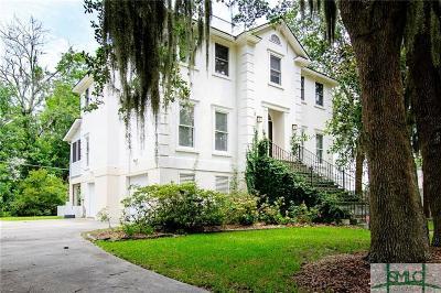 Savannah Single Family Home For Sale: 4 Brevard Court