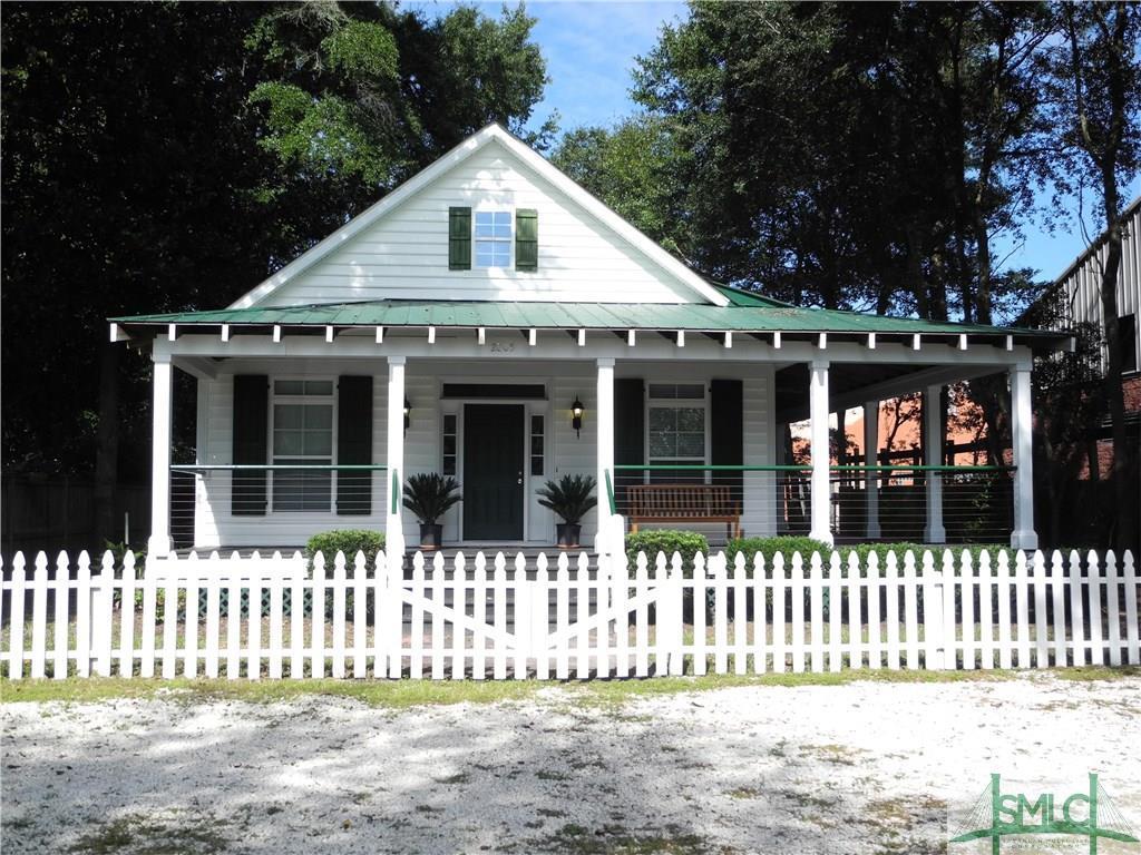 2805 3rd, Savannah, GA, 31404, Savannah Home For Rent