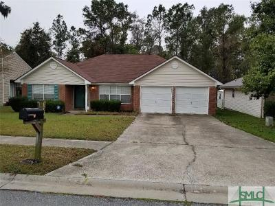 Savannah Single Family Home For Sale: 137 Laurel Green Court