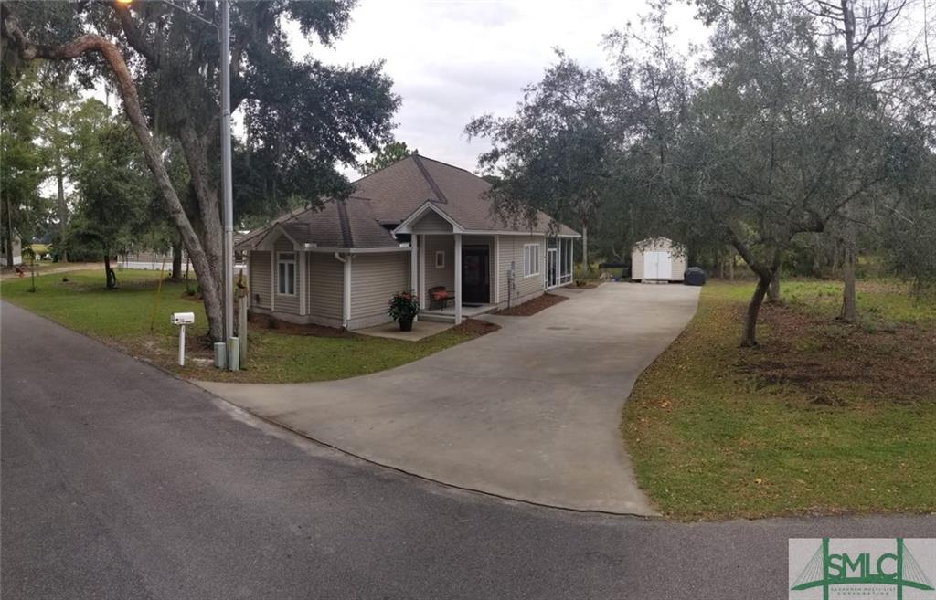 1175 Clarke, Townsend, GA, 31331, Townsend Home For Sale