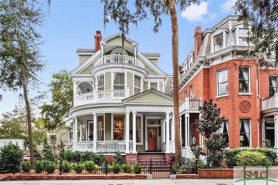 Savannah Multi Family Home For Sale: 705 Whitaker Street