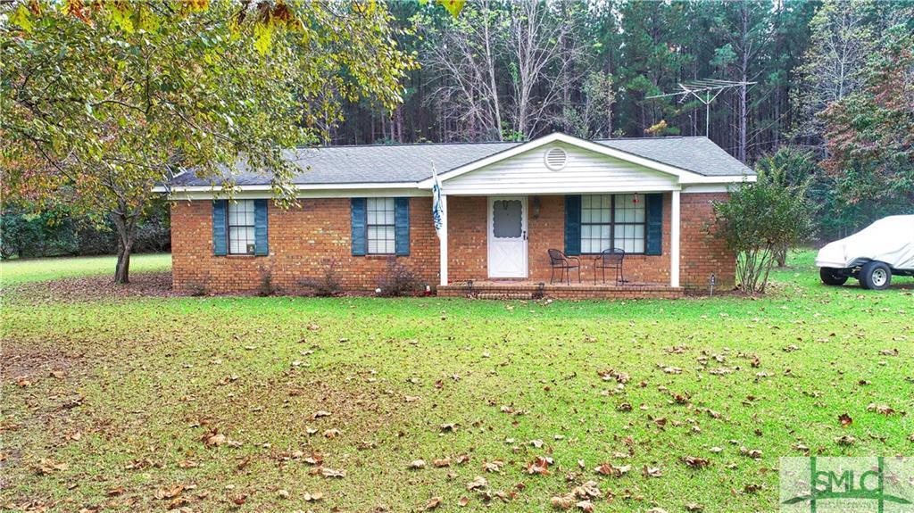 17650 Hwy 46, Brooklet, GA, 30415, Brooklet Home For Sale