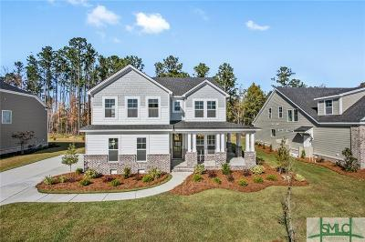 Pooler Single Family Home For Sale: 636 Wyndham Way