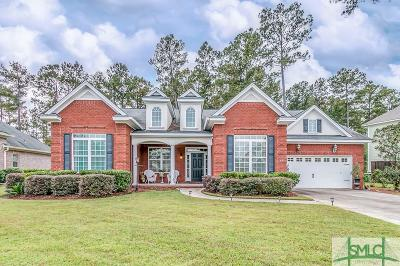 Pooler Single Family Home For Sale: 680 Wyndham Way