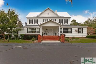 Single Family Home For Sale: 1102 N Maple Street
