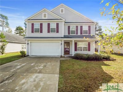 Pooler GA Single Family Home For Sale: $200,000
