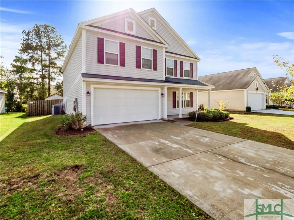 229 Tigers Paw, Pooler, GA, 31322, Pooler Home For Sale