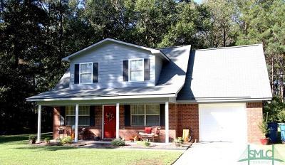 Richmond Hill Single Family Home For Sale: 67 N Huntington Court