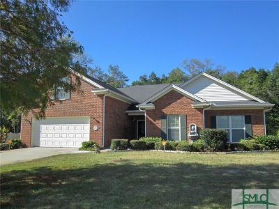 Guyton Single Family Home For Sale: 118 Penny Lane