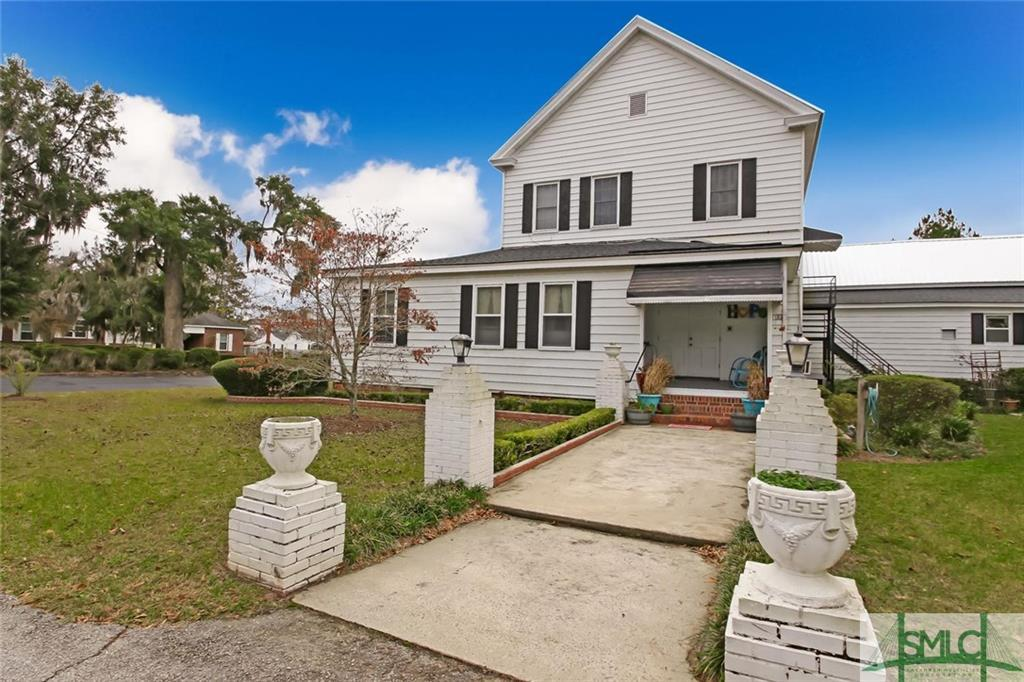 1102 Maple, Springfield, GA, 31329, Springfield Home For Sale